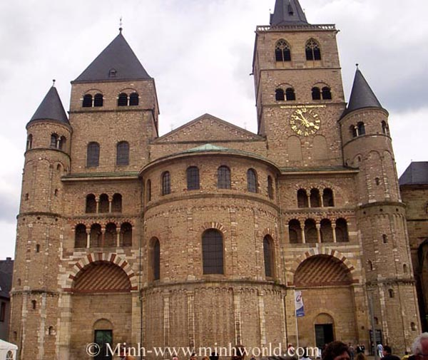 Nhà thờ lớn của Trier
