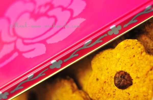 Bánh quy hạt qủa phỉ (Haselnuss)